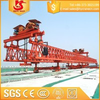 High Quality Heavy Duty Bridge Girder 300t Heavy Duty Bridge Girder Launching Gantry