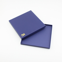 Greyboard Coated Paper CCNB Logo Foil