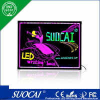 high quality 80x60cm led fluorescent led display boards india