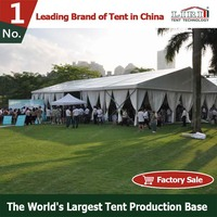 1000 people beautiful garden canopy on promotion