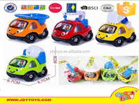 High quality ABS material super toys for kids plastic friction power toys cartoon cars