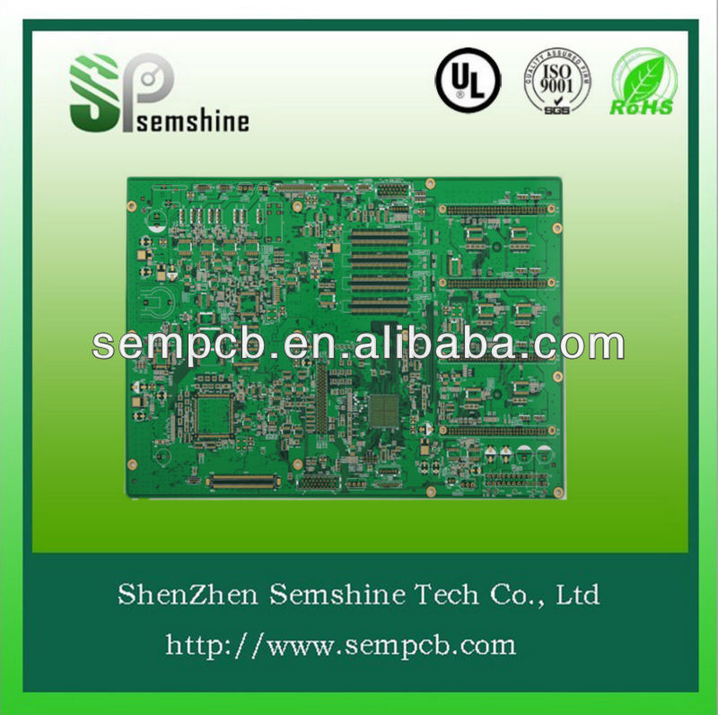 Made in P.R.C outsourcing manufactured products pcb circuit board