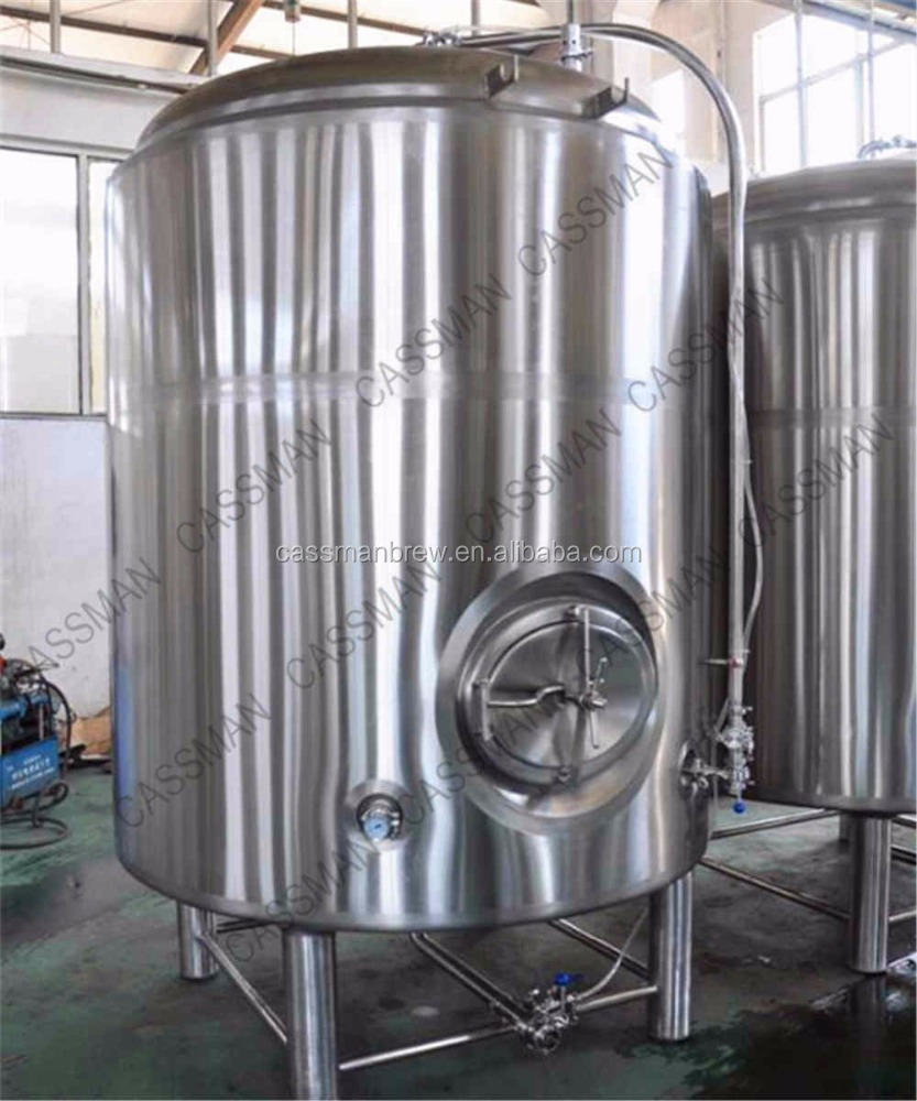 20 bbl brewery/200 gallon stainless steel tank/2000l bbt