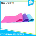 Professional China supplies colorful silicone mat