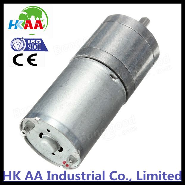 Professional custom gear box stepper motor with high torque and low rpm