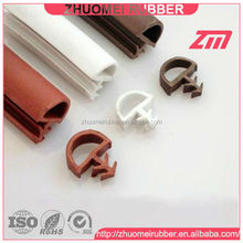 extruded wooden door seal for house insulation