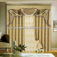 embroidery curtains polyester eyelet curtain fancy living room curtains