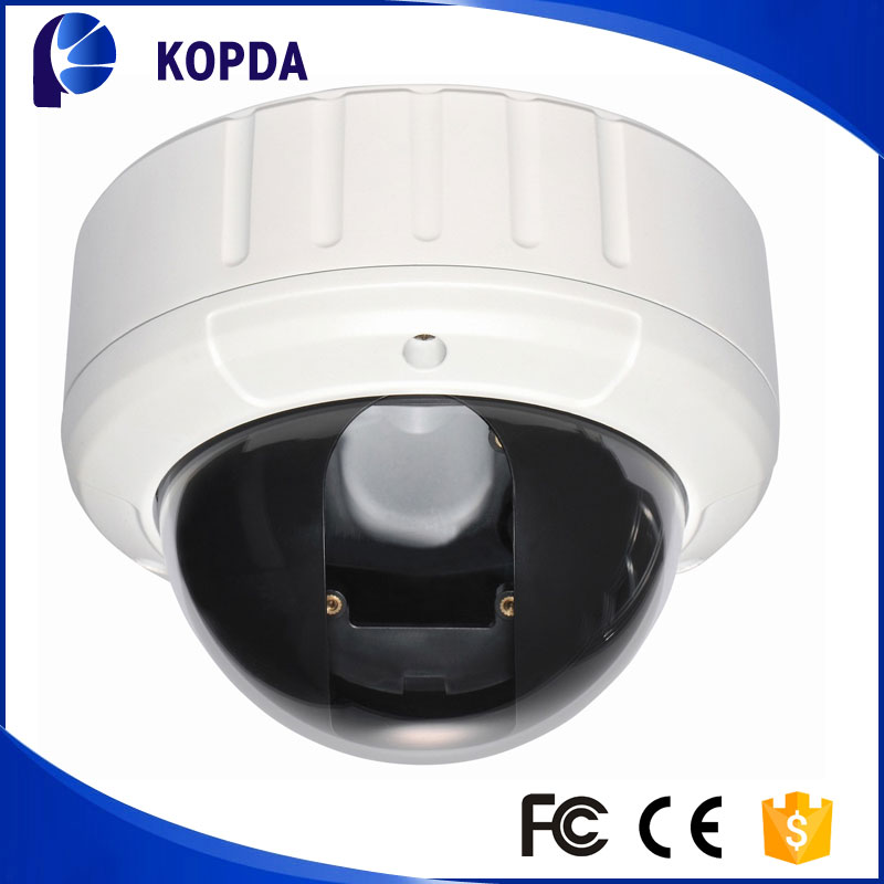 Varifocal lens 2.8~12mm vandal proof IP dome camera sony mx322 1080P 2.0mp