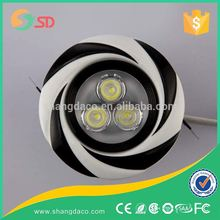 Shangda 12W c ES Listed GU24-E26 Connector 4 inch Retrofit Triac Dimming Led Down Light For Canada