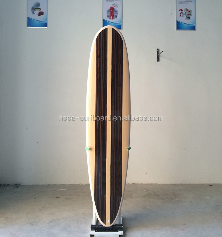 Customized design wooden surfboards for sale