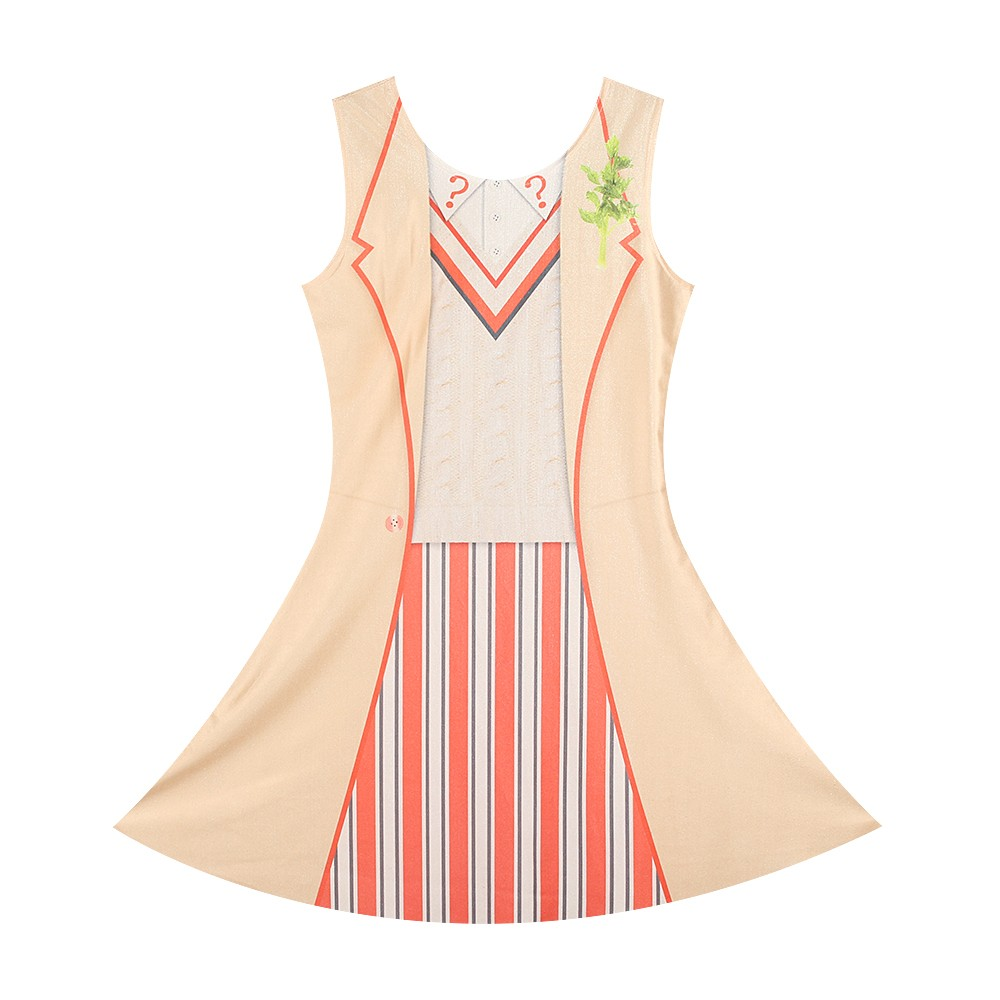 New fashion ladies Casual pleated dresses