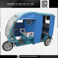 space electric 3 wheels motorcycle used rickshaw for sale(cargo,passenger)