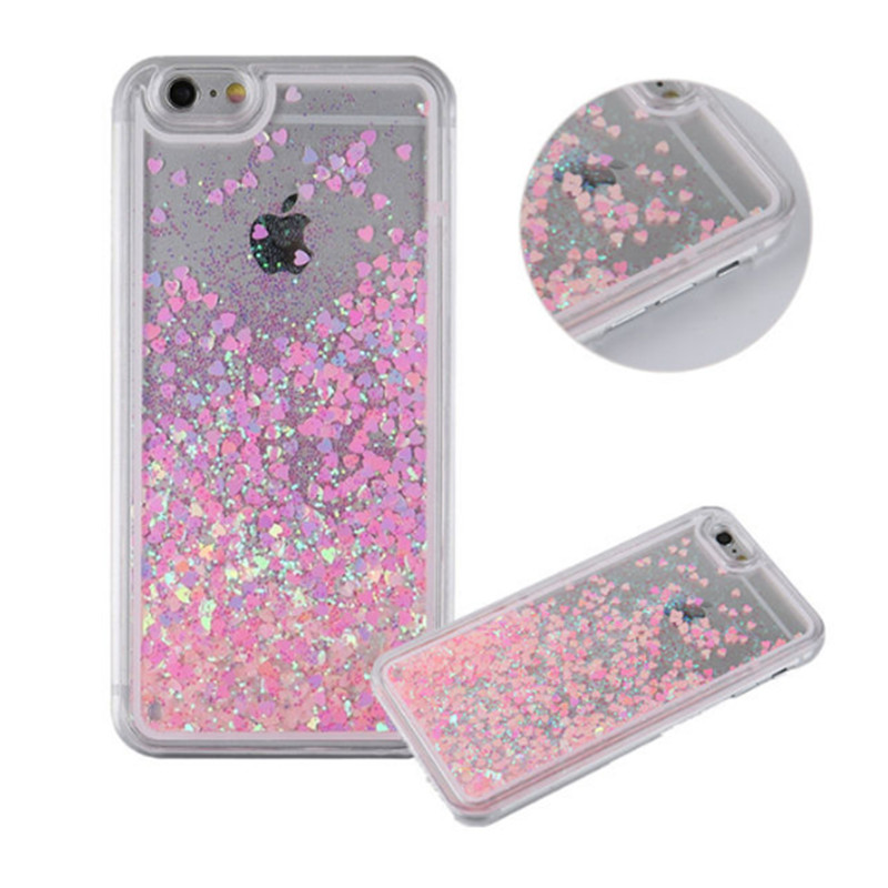 Otterboxing defender diamond bling glitter rhinestone phone case for iphone 8 iphone x
