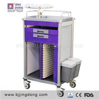 Medical record holder/medical chart trolley/Cart