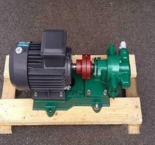 Factory direct: spiral rotary gear pump. Features: simple and compact structure.