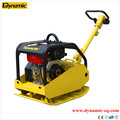 DYNAMIC gasoline and diesel engine plate compactor