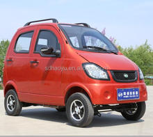 mini small electric car smart CKD with for family