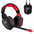 Hot sell 7.1 surround sound 2.4Ghz wireless gaming stereo headphone wireless gaming headset for PS4 PS3 Xbox one Xbox 360 PC