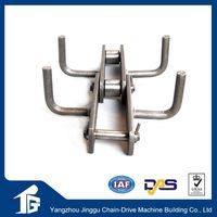 Long using life abrasion resistance drag conveyor chain manufacture