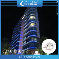 Factory price RGB led pixel light for fabric