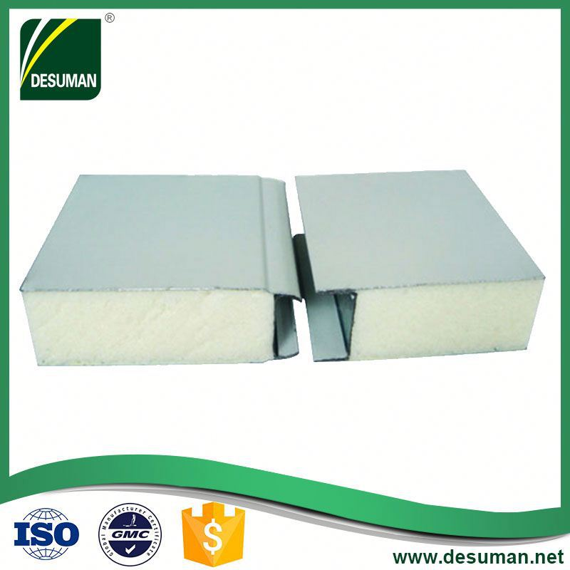 DESUMAN professional custom popular design and style frp and polyurethane foam sandwich panels