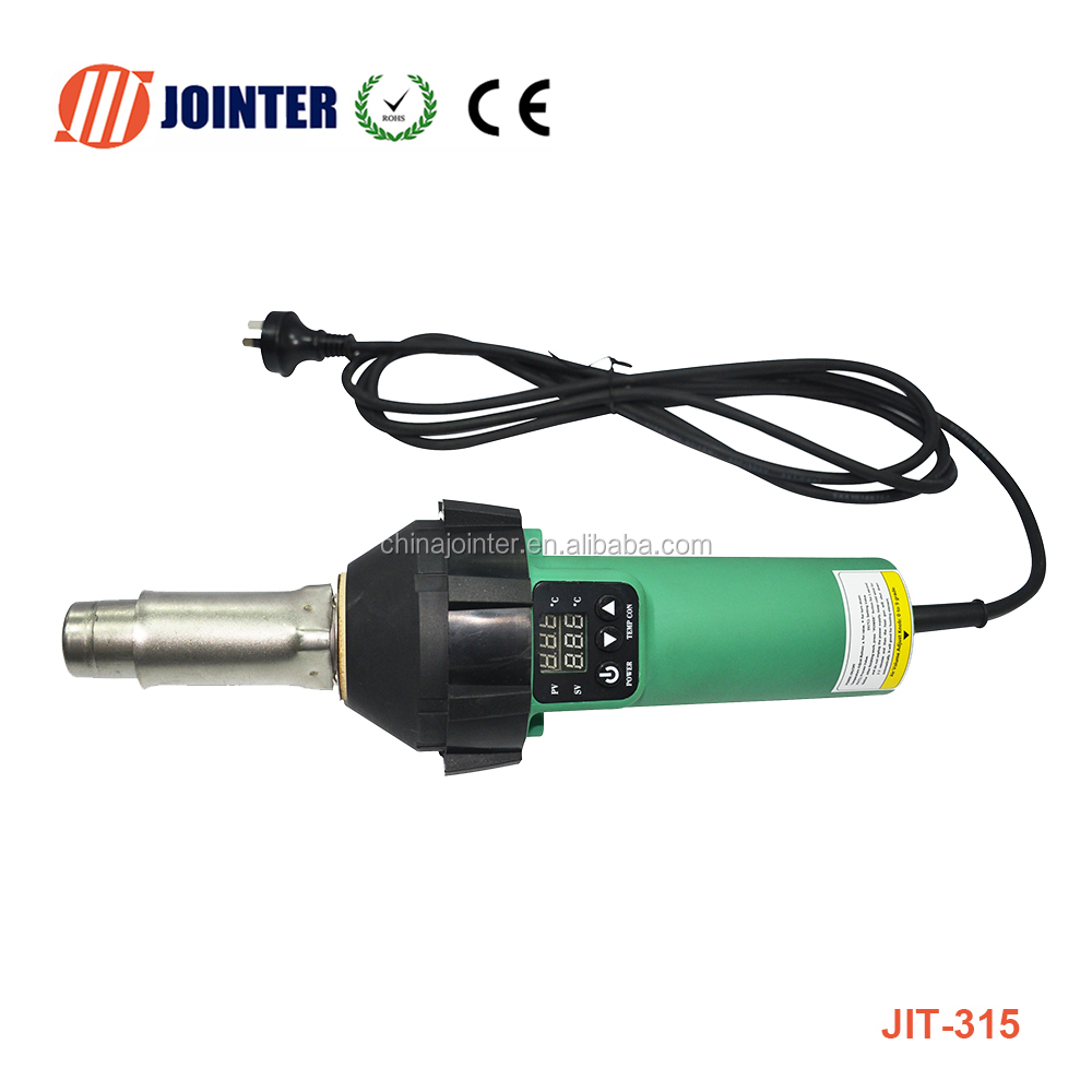 Factory Price l 110V/220V Temperature Adjustable Smart Plastic Hot Air Heat Gun