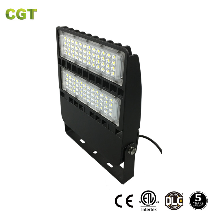 Excellent performance led floodlight with photocell 100w 277V LED Outdoor FloodLights led floodlight with ies file