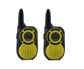 portable outdoor auto radio phone rechargeable small professional powerful walkie talkie
