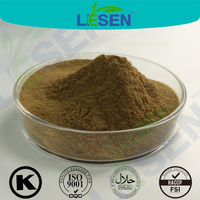 High Quality 100% Natural Guarana Seed Extract Powder Caffeine Powder