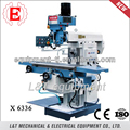 X6336 Handbook for Building A Milling Machine