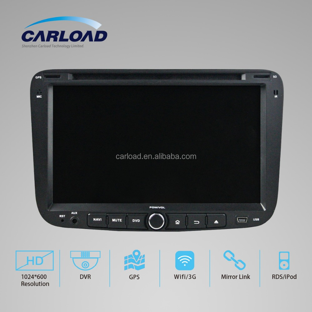 Android 4.4.4 up to android 5.1 car dvd player for geely emgrand ec7 with