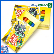 Kids 3.5 inch mini promotional colored pencil color box set package for gifts
