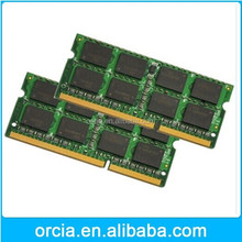 Laptop 2gb pc2-6400 ddr2 sodimm 800mhz 240-pin ram memory