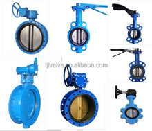 wafer type ci/di ebro butterfly valve catalogue pn10/pn16/class150 good quality