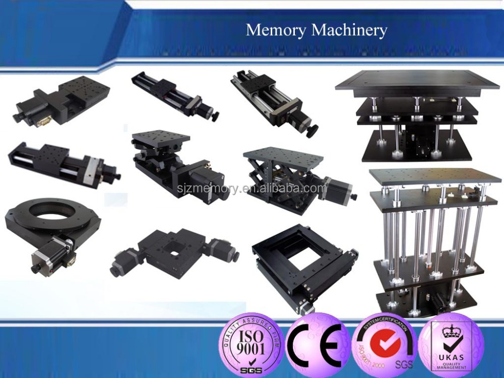 Precision Rotary Stage motorized rotation stage