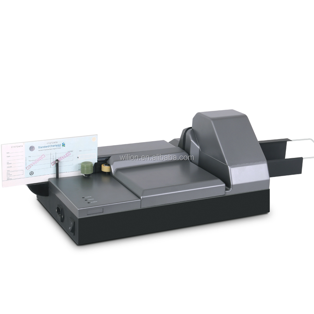 MICR and Ink-jet Printer