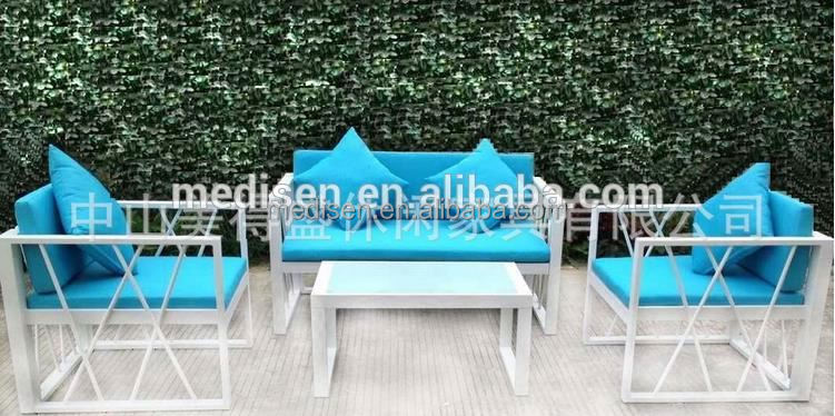 Sun Bath Pool Bed Dining Set With Canopy Cushion