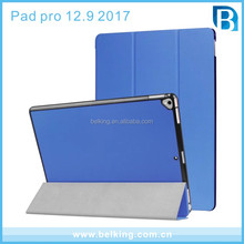 Folder PU Wallet Cover Tablet Leather Holder Case For iPad Pro 12.9Inch