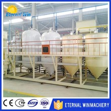 Food grade oil refining machine crude oil refinery equipment