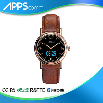 Smart watch activity + sleep + notification function Fitness and notifications part