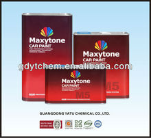 MAXYTONE Series Weathering Resistant Car Varnish