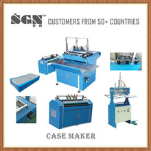 SYMF-SCM500A High quality Semi-automatic Hard Cover Case Maker