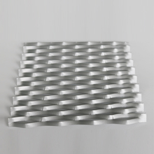 Factory price aluminium expanded metal grill wire mesh