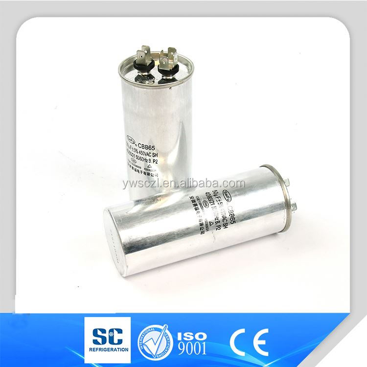 Professional Factory Cheap Wholesale excellent quality air compressor motor capacitor fast shipping
