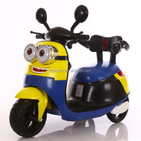 Three wheel kids electric motor bike,High quality battery powered motorcycle for kids to dirve,kids ride on toy