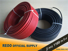 Electrical Cable DC Solar Cable Solar Power Cable