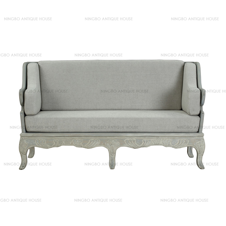 Classic design L143*W73*H81Sofa european salon furniture