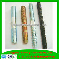 China Manufacturer Different Types of Threaded Rod Zinc plated
