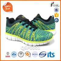 2017 New Design Wholesale Sport Men Casual Custom Sneakers Shoes