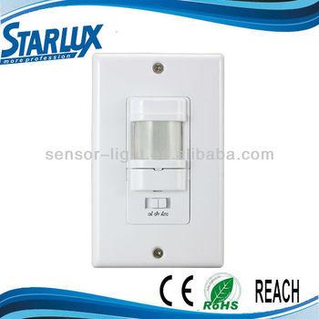 Indoor Light Pir Motion Sensor Switch St03c Buy Indoor Light Sensor Switch Motion Sensor